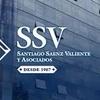 Logo Santiago Saenz Valiente, Contador y Socio Fundador de Saenz Valiente y Asociados.