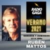 Logo Ruben Matos en Radio Gaga