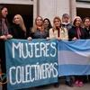 Logo Romina Perea abogada de las mujeres colectiveras de Rosario