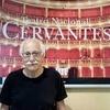 Logo Teatro Cervantes, 100 años: Rubens Correa