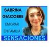 Logo #SensacionPersonal con Sabrina Giacobbe - Emigrar en Familia