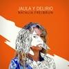 Logo JAULA Y DELIRIO de Natalia Freibrun en En eso estamos
