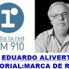 Logo Editorial Eduardo Aliverti - Marca de Radio - 13/10/2018