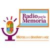 Logo Radio por la Memoria, micros que restituyen la voz de desaparecidxs