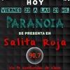 Logo Salita roja 23 Nov 8 meses en el aire de Fribuay90.7