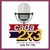 Logo Cada 2x3 Radio 28/06/2017