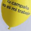 Logo LA TRIBU 88.7 | No es mi trabajo  | Florencia Rodriguez