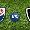 Logo Nacional vs Botafogo,10/8/17