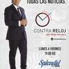 Logo Dr.Enrique De Rosa Alabaster, Psicoterapeuta,Perito,Psiquiatra con @roditoherrera en @ContraReloj_AM