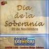 "Logo ""Somos Folklore"" Domingos 18 hs Por  Radio Caput. Conduce Gladys Quintero"