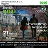 Logo #DestinoBIENestar de Addhara @BienestarCorporativo con Ana Virginia Escobar