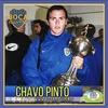 """Logo   @ChavoPinto29 en @BOCAPASIONTOTAL  con @PampaAranda """" El mundo Boca lo  vivis desde muy Chico"""
