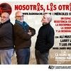 """Logo Roberto Baradel habla con Larry Levy y Adriana Puiggros en """"Nosotrxs lxs otrxs"""" en Radio Hache"""