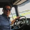 Logo Jota Leonetti probó la nueva línea de Scania carrozada