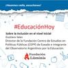 Logo Gustavo Iaies habló en Educación Hoy sobre la inclusión escolar en el nivel inicial
