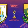 Logo Kesman,Uruguay vs Sudafrica,27/5/17