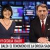 Logo #BlackAndTOC - Cecilia y Ricardo / Vernaci y Tortonese #2alas12 5/2/18 #ToqueBaldi #LosBaldi #RCV899