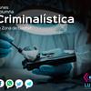 Logo #Columna LU14 Criminalistica con Marcos Barria.