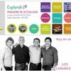 Logo ESPLENDI-2 El magazine más dinámico de la tarde y la visita de Los Carabajal 50 años de Folklore