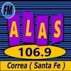 Logo Jóven de Correa fallece en accidente