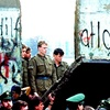 Logo 30 años de la caída del Muro de Berlín en #Flashback
