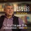 Logo El holograma y la anchoa con Miguel Rep.2º parte con Osvaldo Papaleo. Lunes 7 de junio