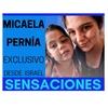 Logo #SensacionEnPrimeraPersona desde #Israel con Micaela Pernia