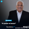 """Logo #EDITORIAL >> """"A poner el brazo"""", por: Darío Villarruel - Radio 10"""