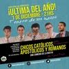 """Logo Entrevista al elenco de """"Chicos,católicos, apostólicos y romanos"""""""