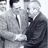 Logo Audio con las palabras de despedida del Doctor Ricardo Balbín el día del fallecimiento de Perón