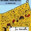 Logo Liliana Hendel entrevista a la docente Florian Vives por el documental La escuela contra el margen