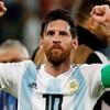 Logo Saludo de Messi a Unidos por el Taxi