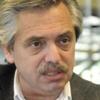 Logo Alberto Fernández (@alferdez) - Este debate no necesariamente termina con en la unidad de todos.-