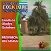 Logo Somos Folklore con la conduccion de Gladys Quintero