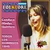 "Logo ""Somos Folklore"" programa de radio. Domingos 18 hs Por  Radio Caput."