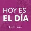 Logo Valeria Chulman - Anses en Barrio Guemes - Hoy es el día - Radio Atilra