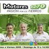 Logo El presidente de la Federación Óscar Milani en Motores1270