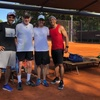 Logo Gaston Gaudio juega al tenis con Roger Waters