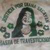 Logo Columna #Géneros Cobertura Jucio Por Diana Sacayán x @malehaboba #FueUnTravesticidio