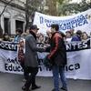 """Logo Héctor Floriani: """"Es un error trágico pensar que se puede ahorrar recortando inversión en Educación"""""""
