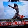 """Logo Reportaje al Artísta plástico Christian """"Kily"""" Fernandez Glazer"""