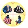 """Logo """"Es un acercamiento a nuestro idioma y por ende a nuestra cultura"""""""