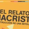 Logo Editorial el relato macrista #GeneticaSindical - 06/11/19