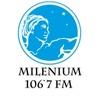 Logo Entrevista a Patricio Giusto en FM Milenium 106.7