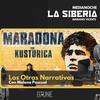 Logo Malena Pascual | Las Otras Narrativas | el cine y Maradona