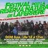 Logo Festival por la Reserva Natural de Laferrere - Dom 08/07 12:00 Hs - Imaginación es Poder