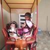 Logo Entrevista a Jésica, un súper mamá en bicicleta