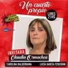 Logo Un cuarto propio, 14/10/2019. Claudia Ormachea