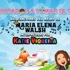 Logo KATIE VIQUEIRA NOS INVITA A TOMAR EL TÉ CON LAS CANCIONES DE MARIA ELENA WALSH