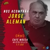Logo Desde España Jorge Alemán visita  Cafe Mocca #PasóenCaput